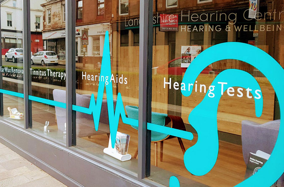 Lanarkshire Hearing Centre Clinics