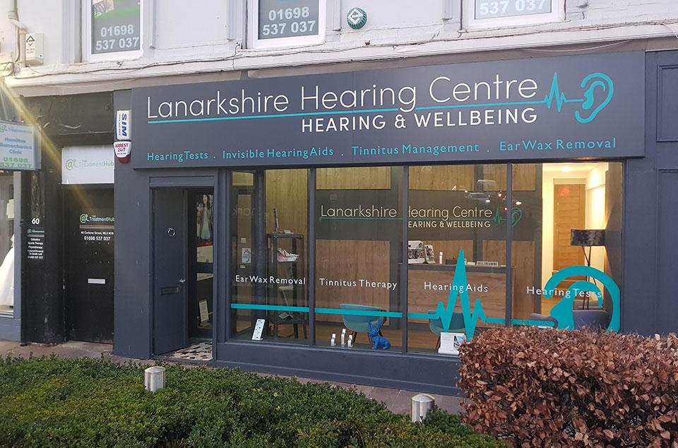 Lanarkshire Hearing Centre