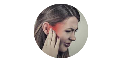 Pain in the ear
