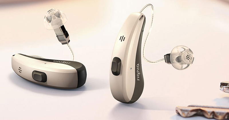 Sivantos Pure 10 NX Hearing Aids