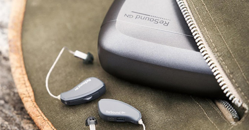 GN Resound Hearing Aids