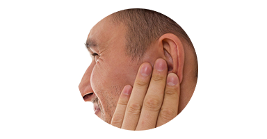 Swelling in your ear canal