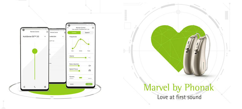 Phonak Marvel 2.0 New App