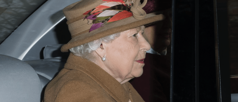 The Queen wearing Signia Silk NX