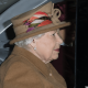 The Queen wearing Signia Silk NX