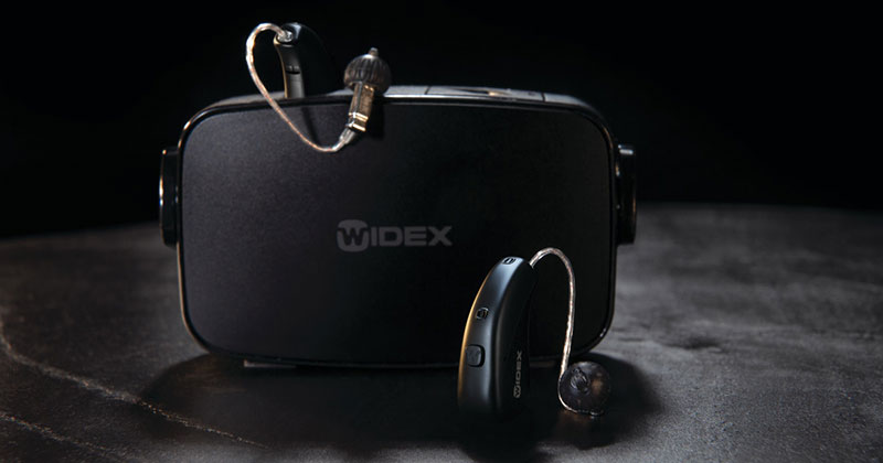 Widex Hearing Aids TruAcoustics