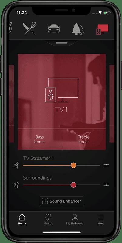 GN Resound Hearing App
