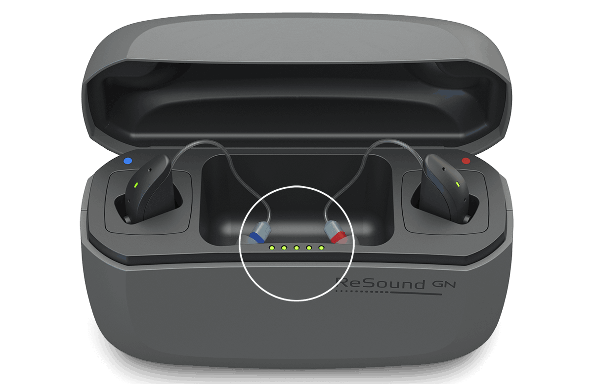 Resound One Rechargeable Hearing Aids