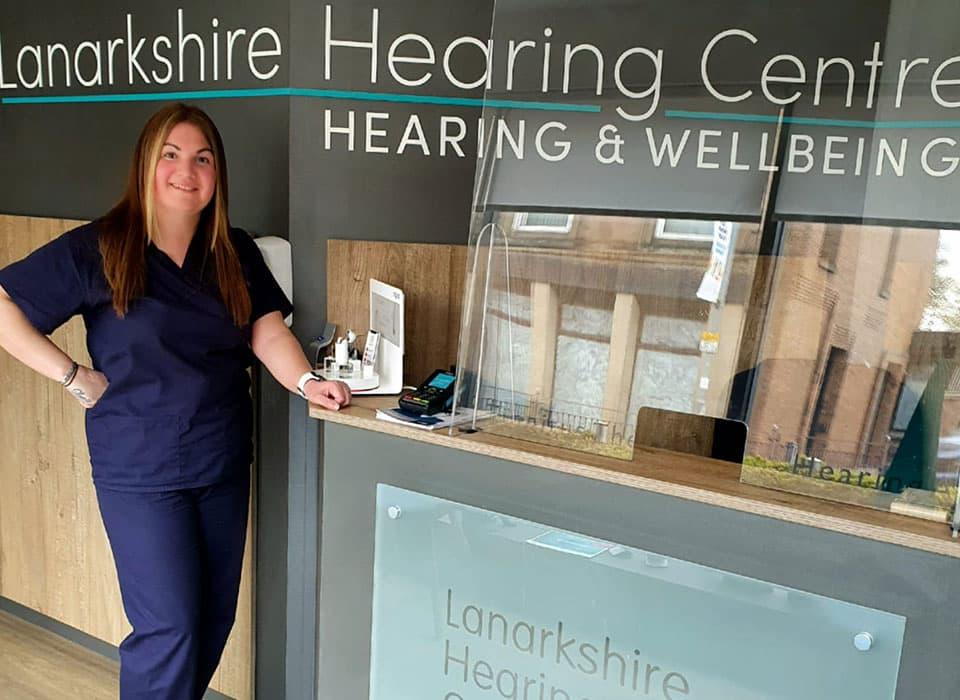 Rita Greig Ear Wax Removal Specialist