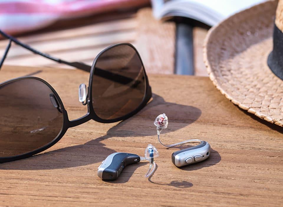 Bernafon Viron Hearing Aids Summer