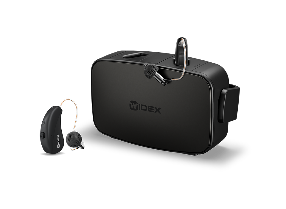 Widex Moment Hearing Aids Rechargeable